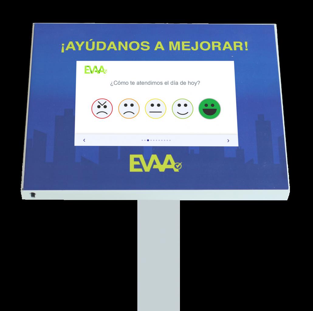 Kiosco EVAA