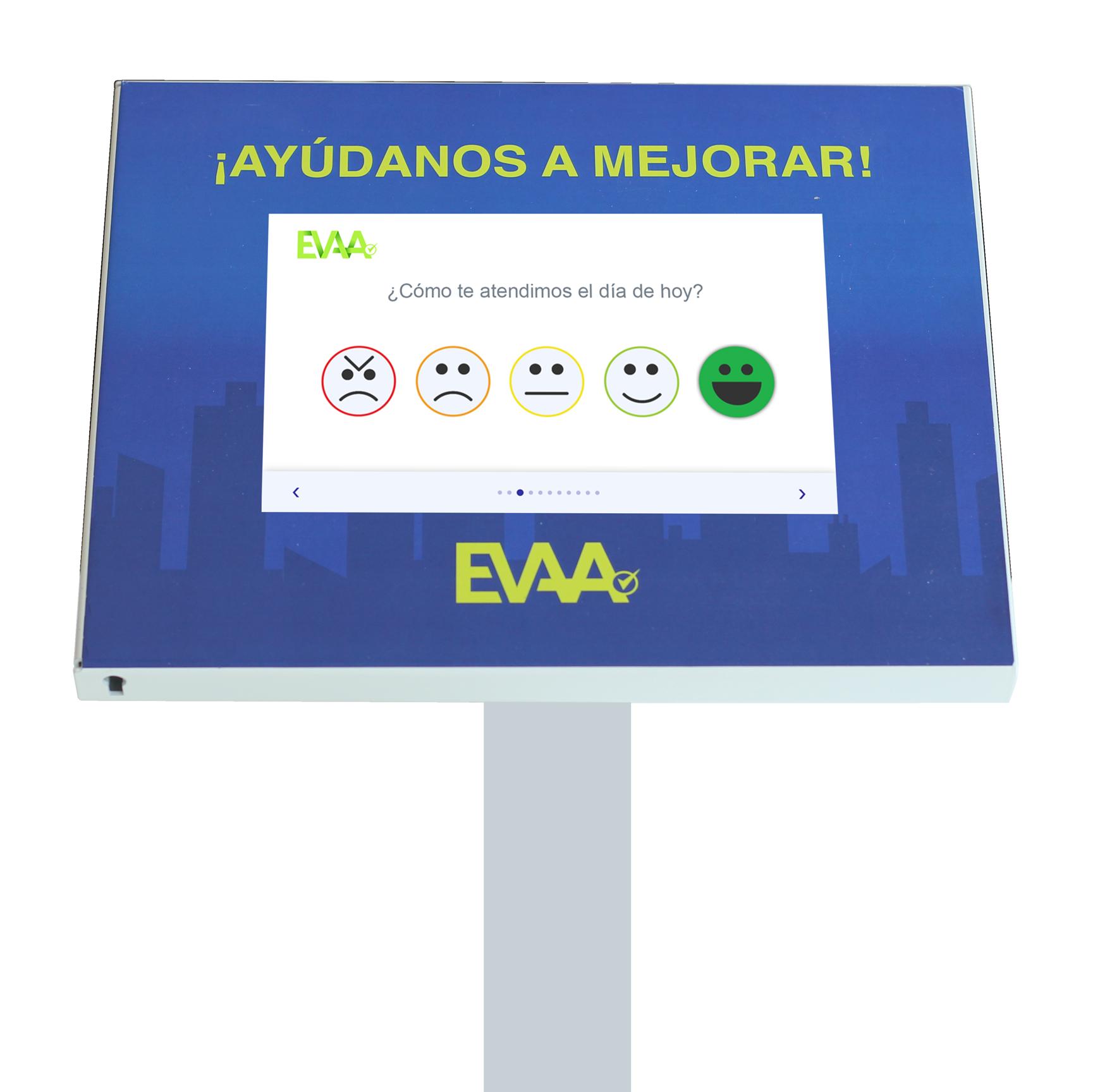 EVAA Kiosk
