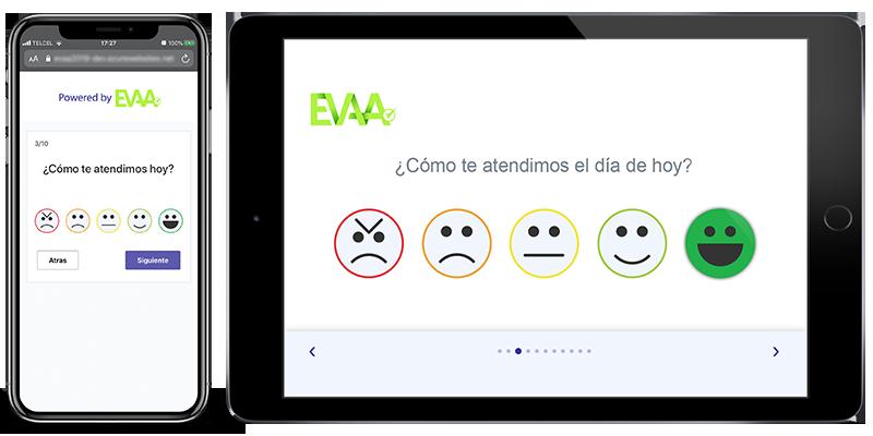 EVAA iPhone iPad Survey